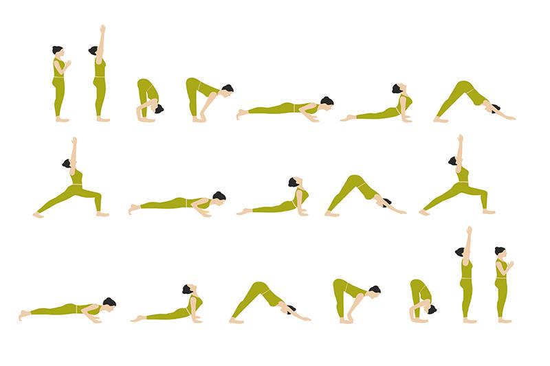 7 Relaxing Yoga Poses for Better Sleep | Ana Heart