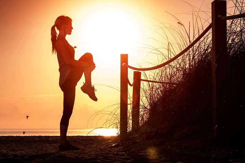 Best Yoga Poses for Runners | Ana Heart Blog