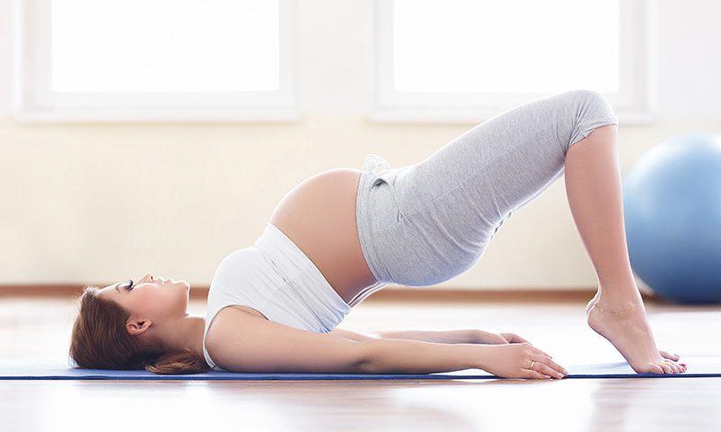 Safe Yoga Types During Pregnancy | Ana Heart Blog