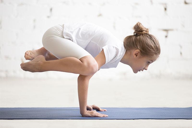 Yoga and Children | Ana Heart Blog
