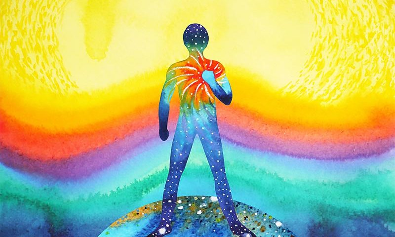 What is body Aura and the meaning of different colors? | Ana Heart Blog