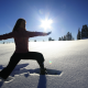Yoga Winter