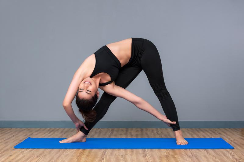 Yoga expert
