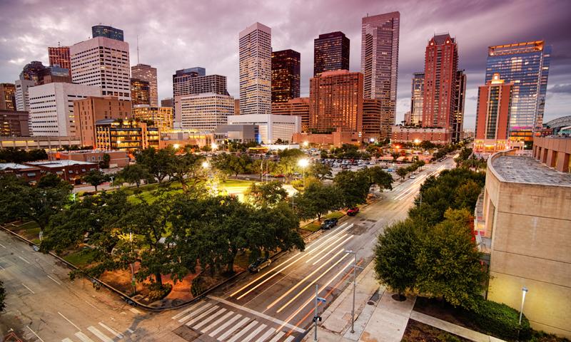 Hot Spots Houston
