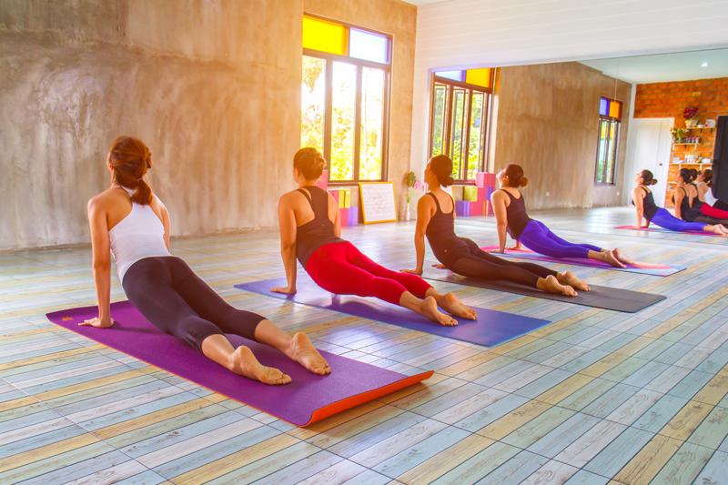 Yoga Spots Atlanta