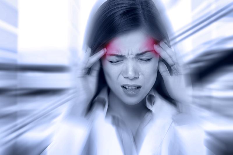 Yoga headache