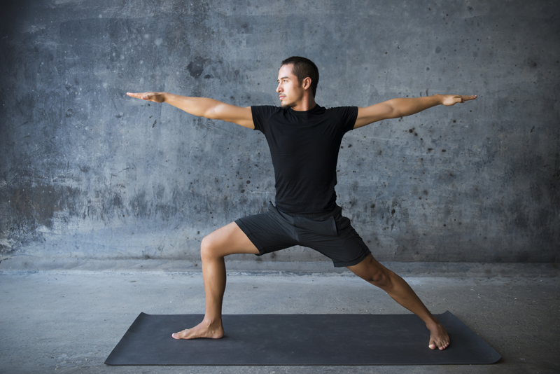 Best men yoga poses