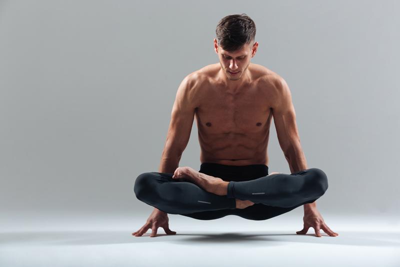 Best men yoga poses