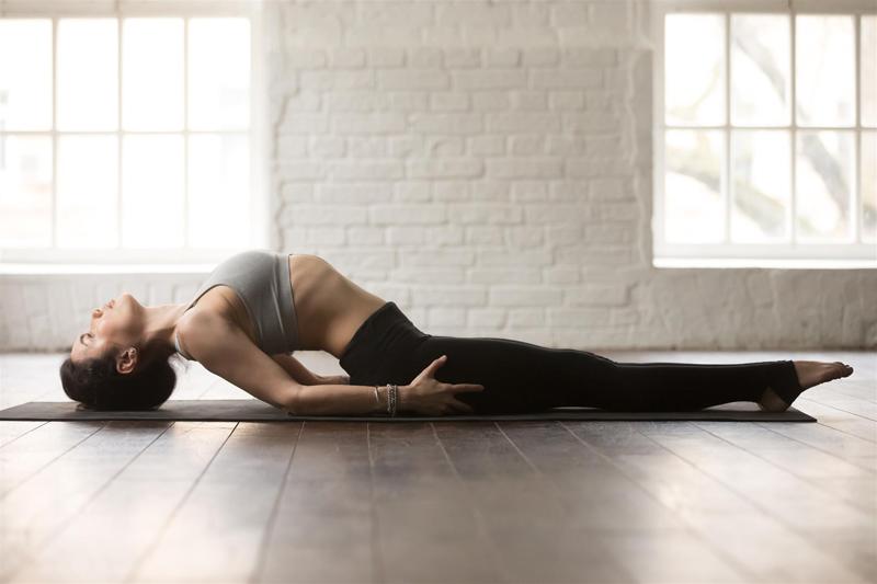yoga listenning body