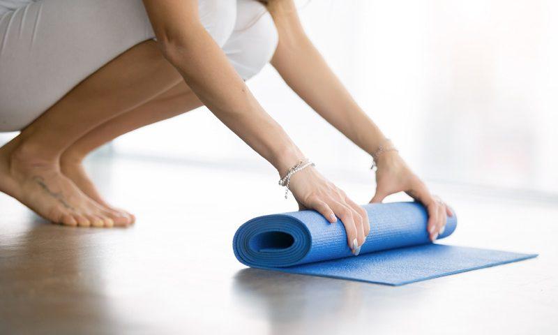 Yoga etiquette