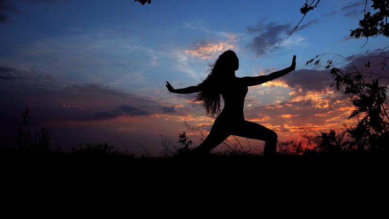Yoga evening
