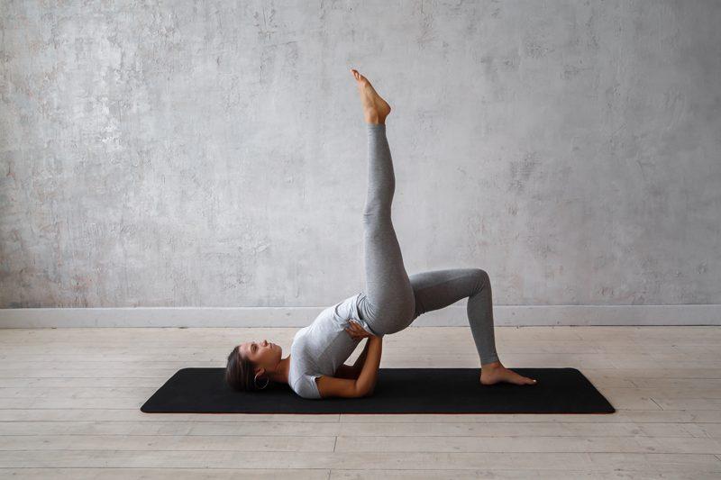 yoga pose harmony
