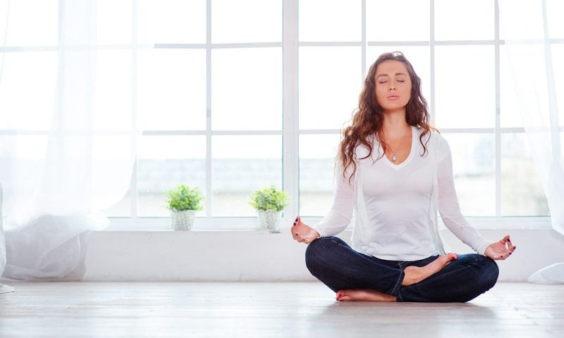 Yoga intention