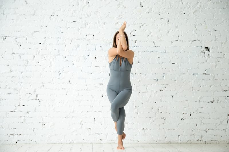 Yoga upper body