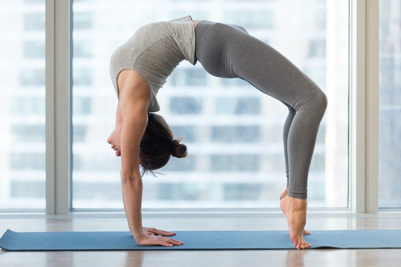 Yoga upper body