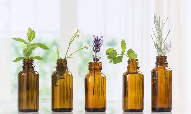 yoga Essental oils