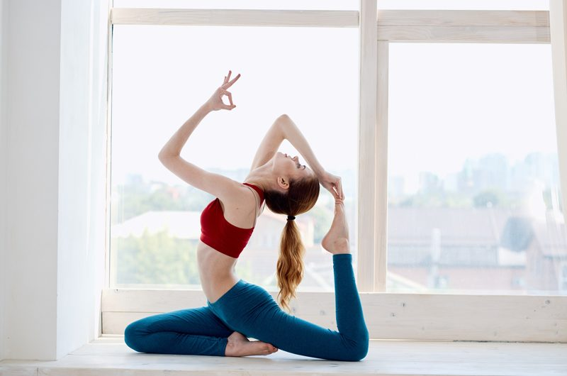 Is Yoga Good for Losing Weight