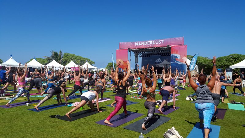 Top 10 Yoga Festivals in the USA
