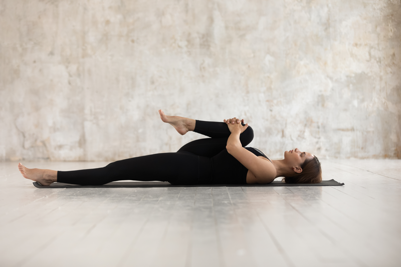 Recommended Yoga Poses for Knee Problems