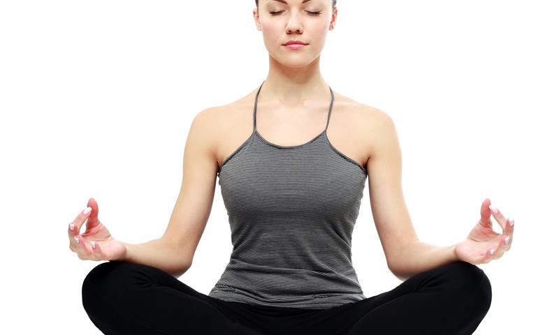 Dharma Talk: Yoga by the Throat