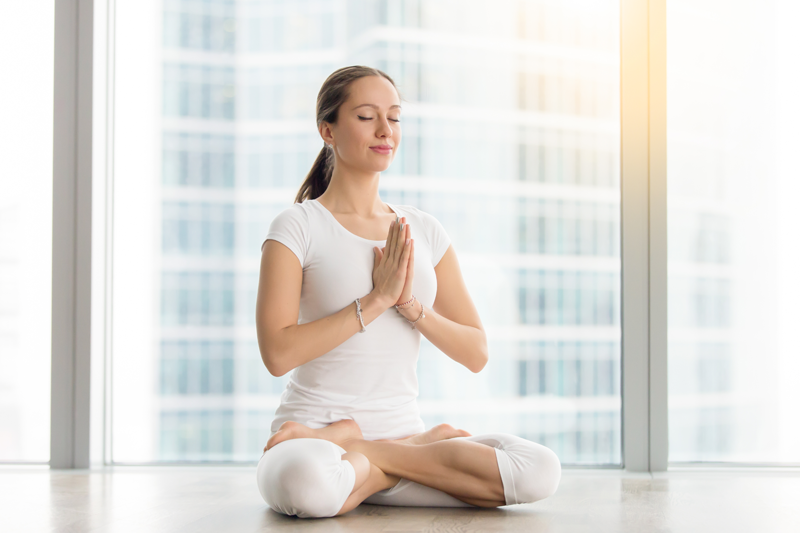 This is the Guide to Yoga We Wish We Had Growing Up